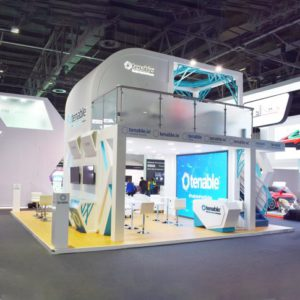 Exhibition Stand - Tenable